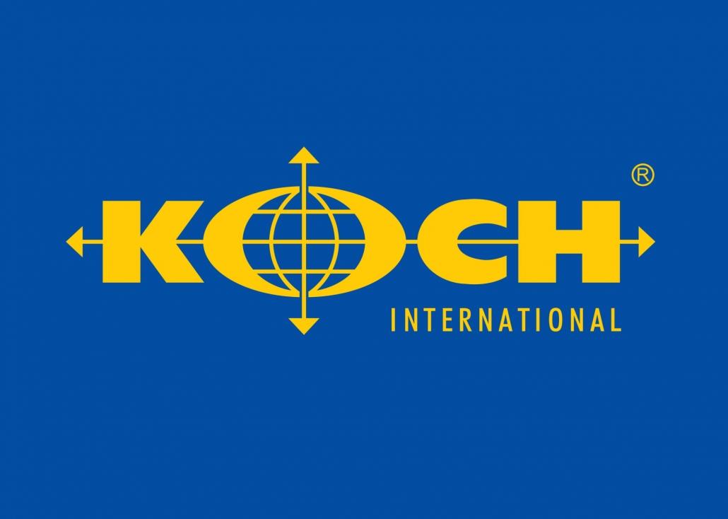 Logo Spedition Koch