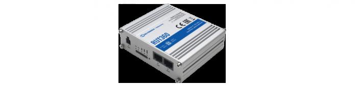 Der neue Teltonika RUT 360 LTE Router